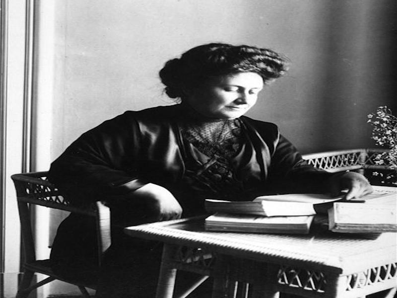 Maria Montessori 1913