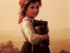 A Little School Girl